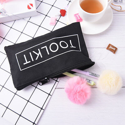 Waterproof Oxford Cloth Tool Kit Bag Zipper Storage Instrument Case Pouch ^^