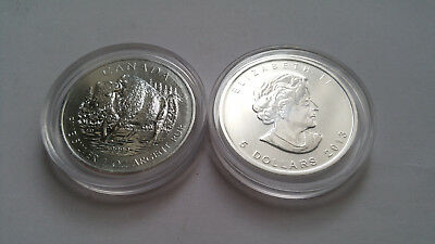2013 Kanada Canada Wildlife Series  Bison Buffalo 1 Oz 999 Silber Münze Neu