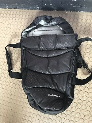 Mothercare Soft Carrycot Baby Cocoon