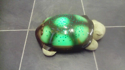 Turtle Night Light 3 Colours Battery Operated