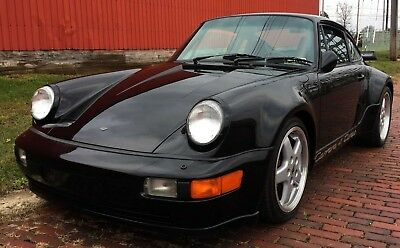 1991 Porsche 964  1991 RUF 964/ 965 BTR C4 turbo ex- Beddor Full Built-in Cage 6-Speed 3.8-425HP