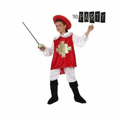 Costume per Bambini Th3 Party 6792 Moschettiere