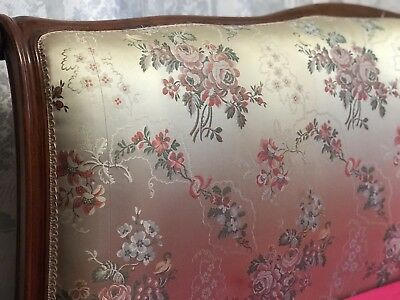 Beautiful French Antique Corbielle Double Bed