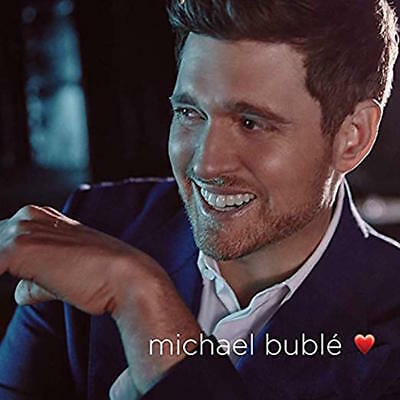 Michael Buble Cd - Love [Deluxe Edition](2018) - New Unopened - Pop