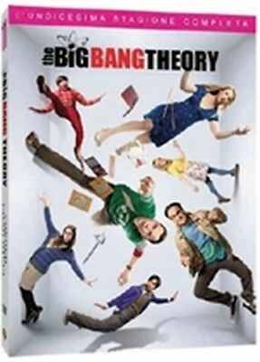 The Big Bang Theory - Stagione 11 (2 DVD) - ITALIANO ORIGINALE SIGILLATO -
