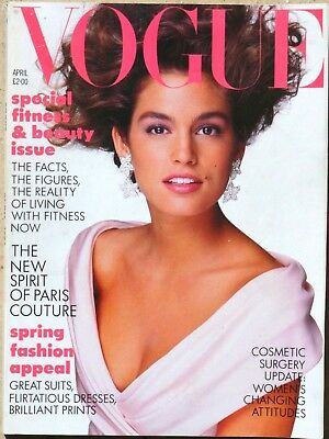 Vogue Magazines - 1987. 4 issues.