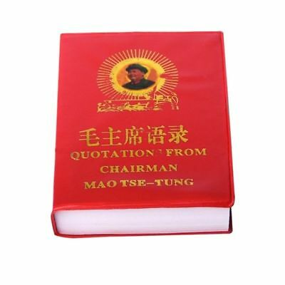 Quotations from Chariman Mao Tse-Tung, Mao Zedong Chairman Mao's Little Red Book