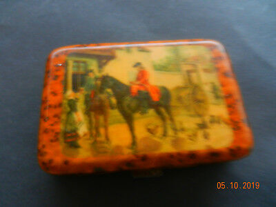 original antique tin