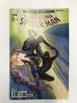 Amazing Spiderman #798 1st App of Red Goblin - Alex Ross Variant Cover NM