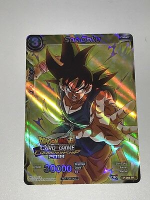 Dragon Ball Super Son Goku P-066 PR VF