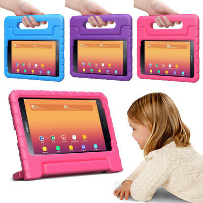 "AU Kids Shockproof Case for Samsung Galaxy Tab A 8.0"" SM-T380 SM-T385 2017 Gift"