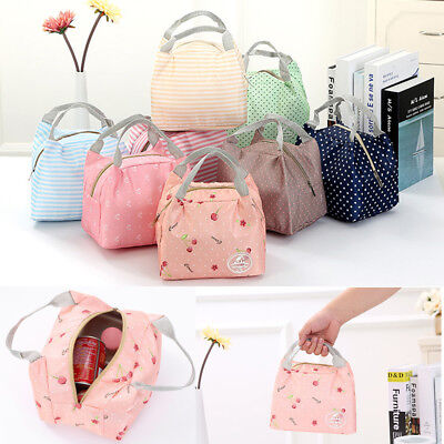 59b0b9420d1b CUTE PORTABLE THERMAL Insulated Lunch Container Lunch Box Storage Bag  Picnic Hot