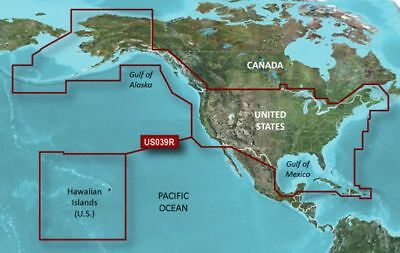 Garmin BlueChart G2 HD HUS039R- HXUS039R US All & Canadian West Coast-microSD/SD