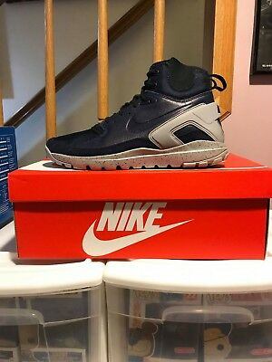 sports shoes 4785b 66cac Nike Koth Ultra Mid Sneakers. Men s Size 12. Navy Gray. Brand New