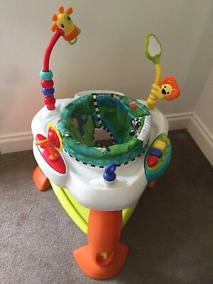 Ingenuity by Bright Starts Bounce Jumping Baby Activity Centre