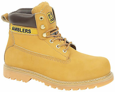 Amblers Safety Work Boot – FS7 (Sizes: 4-13, Safety: S1-P-SRC) – 02101