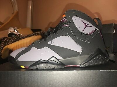 pretty nice 19240 43828 Nike Air Jordan 7 Retro OG Bordeaux VII 304775 034 Hare Olympic Raptor  Cardinal