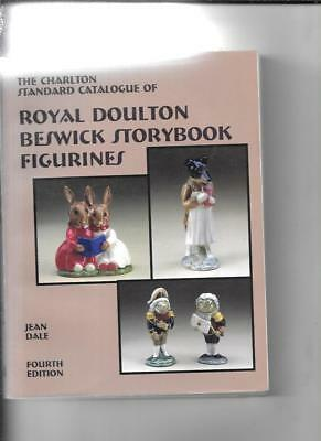 ROYAL DOULTON BESWICK STORYBOOK FIGURINES PRICE GUIDE by JEAN DALE