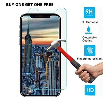 Real Tempered Glass Temper Glass Screen Protector For Apple Iphone X /XS /XR