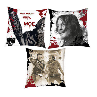 The Walking Dead Kissen 40x40cm 3er-Set (NEU)