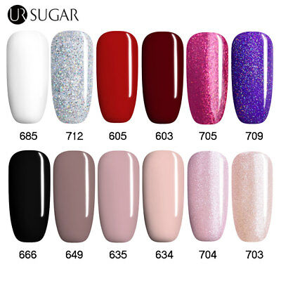 UR SUGAR Gel UV de Uñas Esmalte de Uñas Nail UV Gel Polish Soak off Nail Art