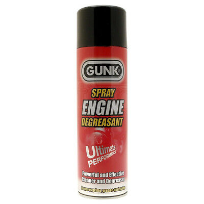 Gunk Engine Ultimate Degreaser Spray Can Cleaner Car Grease Dirt Remover 500ml