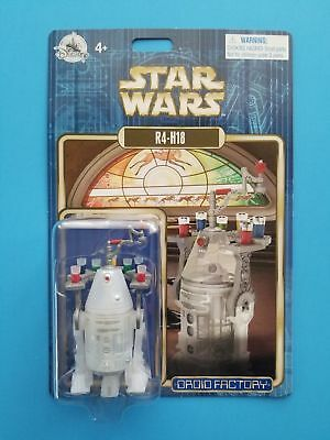 Star Wars Droid Factory R4-H18 Christmas 2018 Disney Parks brand new