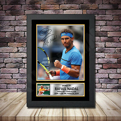 Rafael Nadal Giant XL Section Wall Art Poster SP113