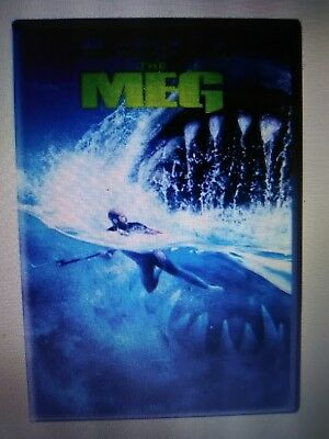 The Meg bluray only or 4k only or dvd (read description) preorder for 11/13/18
