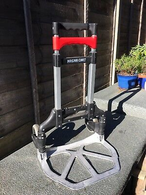 Magna Cart Personal Hand Truck - Immaculate Condition