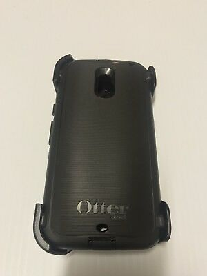 OtterBox Defender Case for Motorola Moto X Pure  Black 3rd Gen With Holster