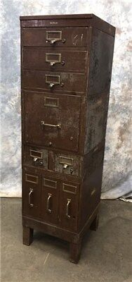 Globe Wernicke Stackable Metal File Cabinet Legal Cabinet, Industrial Filing