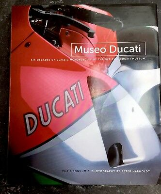 Ducati Museo Book - Museum - Very Rare - Excellent Condition