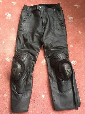 dainese leather Trousers 56