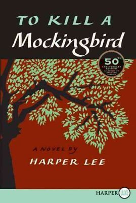 To Kill a Mockingbird by Harper Lee (2010, Paperback, Large Type)