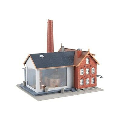 $19.95 SPECIAL ~ FALLER HO scale BREWERY ~ plastic model kitset # 190062/3