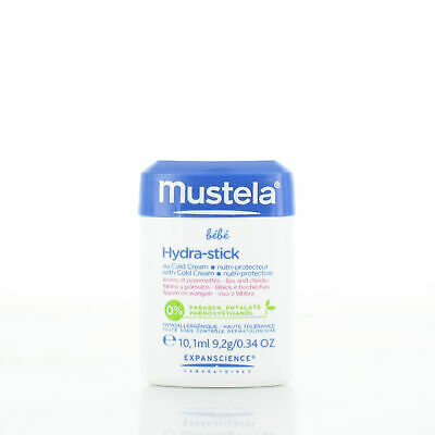 Mustela Hydra Stick with Cold Cream 0.34oz/9.2g