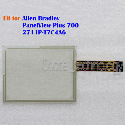 for Allen Bradley PanelView Plus 700 2711P-T7C4A6 2711PT7C4A6 Touch Screen Glass