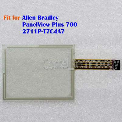 for Allen Bradley PanelView Plus 700 2711P-T7C4A7 2711PT7C4A7 Touch Screen Glass