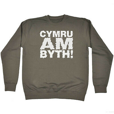 Cymru Am Byth Latest Collection Of Funny Baby Infants Cotton Hoodie Hoody Sweaters