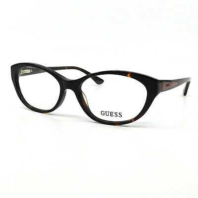 5edf7a77199 New GUESS GU 2468 TO Tortoise Shell Brown Women s Authentic Eyeglasses Frame