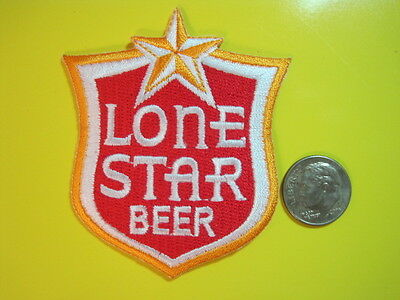 Beer Patch Lone Star Beer New Cutout The National Beer Of Texas Look! Buy Now!
