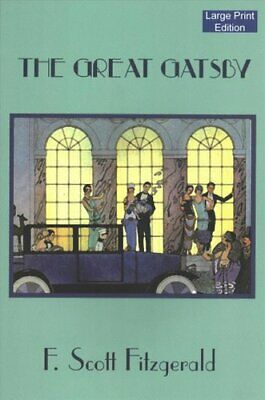 The Great Gatsby by F. Scott Fitzgerald (2011, Paperback)