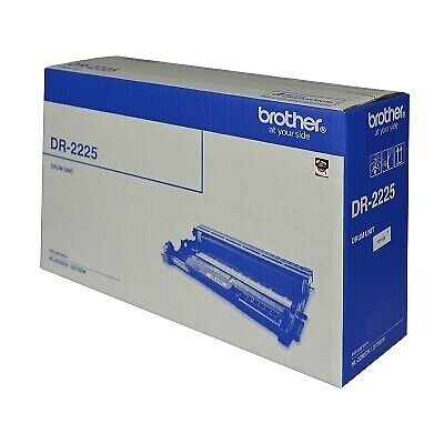 Brother DR-2225 Drum Unit to suit Printers HL-2130 2240D (12,000 pg yield)