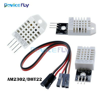 Digital DHT22/AM2302 Temperature Humidity Sensor Replace SHT11 SHT15 for Arduino