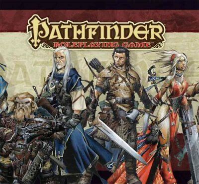 Pathfinder Roleplaying Game by Jason Bulmahn (2015, Game)