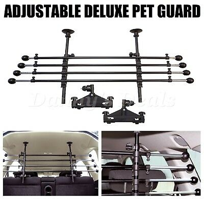 Deluxe Car Pet Dog Guard Barrier For Chevrolet Lacetti Hatchback 2005 - 2011