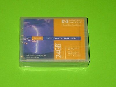 HP DDS-3 Data Tape (12 / 24 GB) - NEW sealed