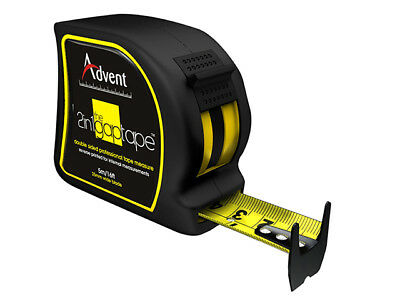 Advent - 2-In-1 Gap Tape - Double Sided 5m/16ft (Width 25mm) - ADVAGT5025