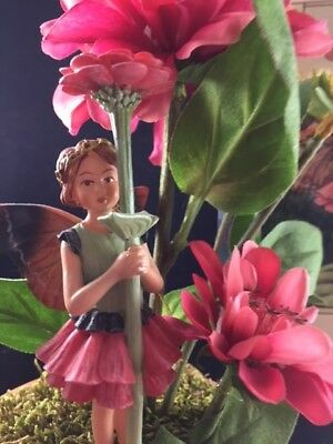 Cicely Mary Barker ZINNIA Flower Fairy - Excellent condition in original box